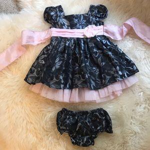 Girls Dress 12 Months